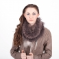 Preview: Fur Collar - Fox and Rabbit Fur Combination
