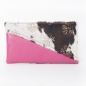 Preview: Bette Clutch – Clutch made of Lasered Bull Fur