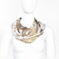 Preview: Foulard with Duck Theme, 90 x 90 cm