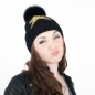 Mobile Preview: Big Star Handmade Knitwear Cap Made of Lana Grossa