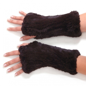 Extra-long Wristlets  brown