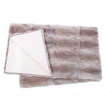 Rabbit Fur Blanket: Coniglio