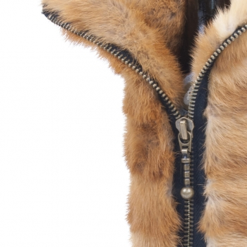 Fur Wine Sleeve – New for Oenophiles