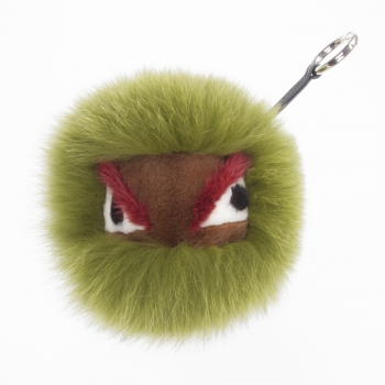 Bag Bug – Monster Pendant Bernie