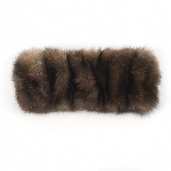 Headband made of Sable